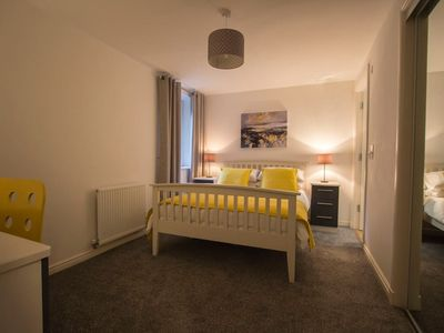 Photo for This fantastic 3 bed ground floor apartment has private parking too!