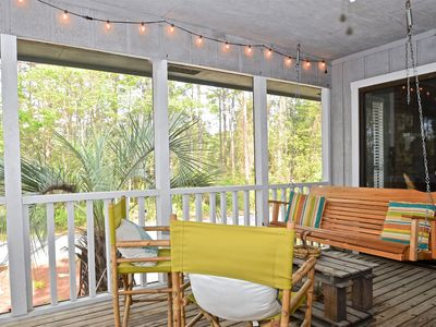 "Photo for ""Grayt Escape"" - Cozy 2 Bedroom in Grayton Beach - 4 Free Bikes with Rental - Sleeps 6"