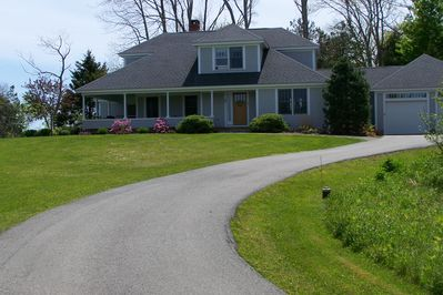 Newer home... 3 bedrooms and 3.5 baths.