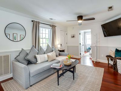 Photo for Beautifully Restored Downtown Apartment