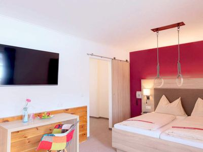 """Photo for Family room """"Tennengebirge"""" with shower / bath, WC - Gut Wenghof - Family Resort Werfenweng"""