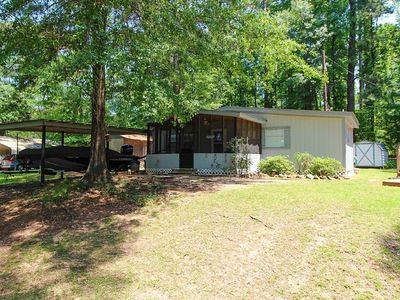 Photo for 1BR Cottage Vacation Rental in Many, Louisiana