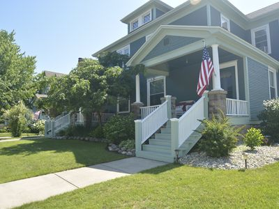 Photo for Downtown Historic Grand Haven Duplex - South