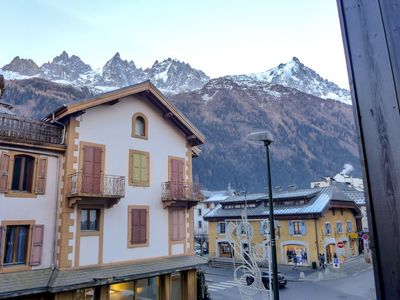 Photo for Apartment Le Mummery in Chamonix - 4 persons, 1 bedrooms
