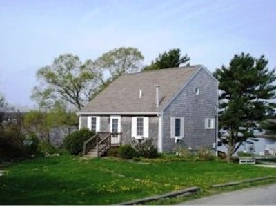 Photo for Beautiful 'Saltbox Cape Cod' with Water Views on 3 Levels