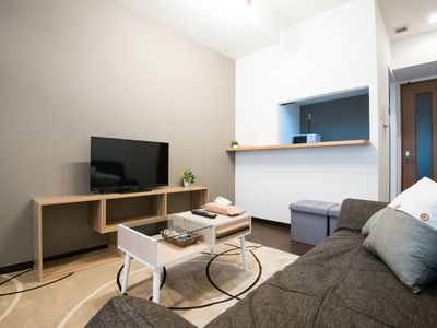 Photo for GT06 SAPPORO 1BEDROOM APARTMENT, WIFI/CAR PARKING