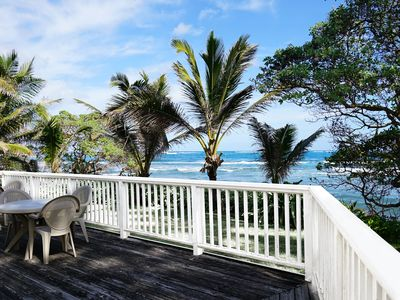 Photo for Hau'ula Oceanfront Escape | North Shore Oahu | Concierge Services