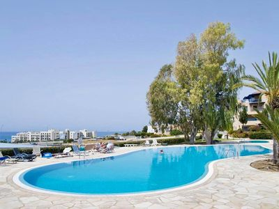 Photo for Best apartment in Paphos ★ 1 minute from beach ★ Renovated!