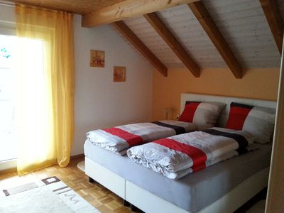Photo for Apartment 2-6 P., 4 borders, WiFi, NO Surcharges