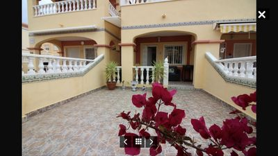 Photo for Air-conditioned 2 bedroom villa in Orihuela Costa with pool and sea 1 km