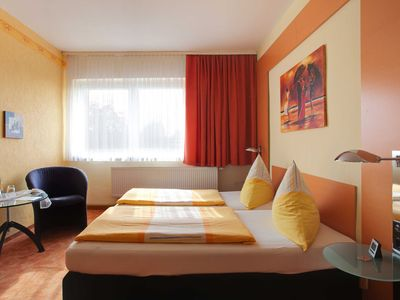Photo for Double Room 1 - Pension and Restaurant Rüssel-Pub