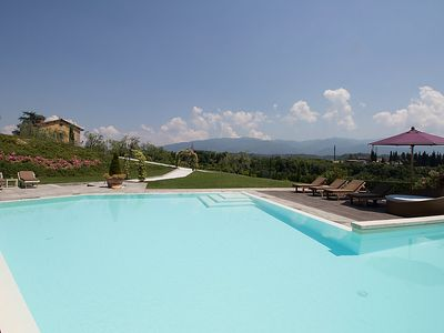 Photo for Apartment Villa Belvedere  in Incisa Valdarno, Florence Countryside - 4 persons, 2 bedrooms