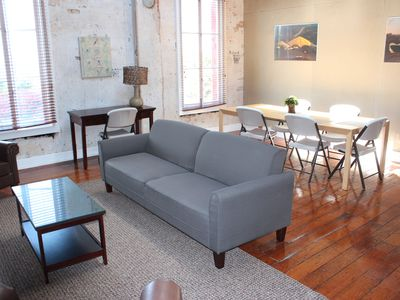 Photo for Trendy Old Town Loft, Perfect for Traveling Workers