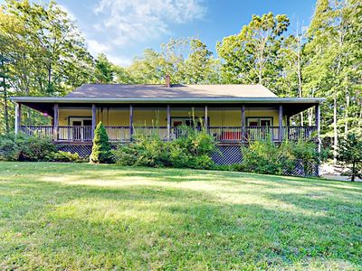 Photo for Spacious, Pet-Friendly 3BR w/ Deck - Adjacent to Nature Preserve
