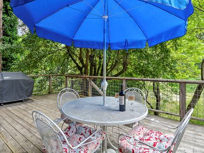 Photo for Irish Mist ~ Amazing Views and Deck! BBQ, Dog Friendly! Give Back Special!