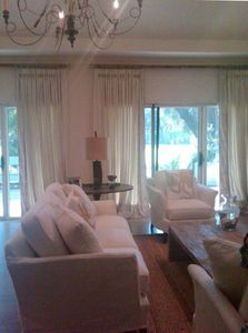 Photo for Beachy Chic 3 Bedroom Home on Golf Course New Rental