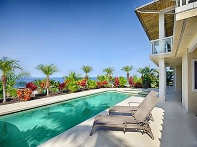 Photo for Luxurious Island Home | Ocean Views | Pool | Gated | Starting at $450/Night