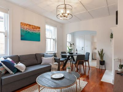 Photo for Luxurious Heritage Home with Harbour Bridge Views