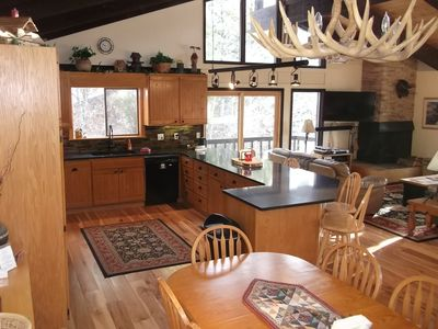 Photo for 50% Off March 30th-April 7th,PoolTable, Foosball, Hot Tub, Wildlife, Ski In