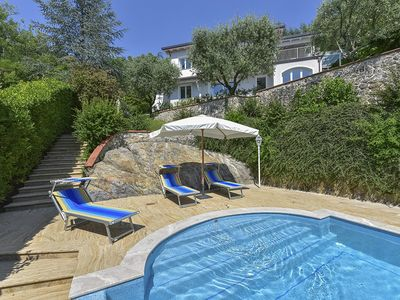 Photo for 4BR House Vacation Rental in Piano di Mommio, Toscana