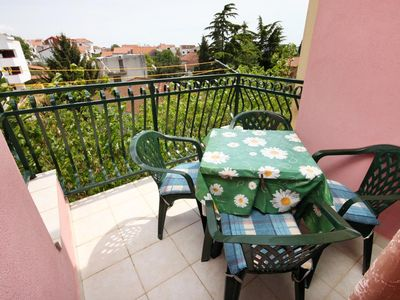 Photo for Two bedroom apartment with balcony and sea view Vodice