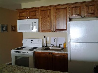 New Kitchen, Appliances, and Floors