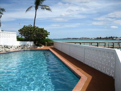 Photo for Peaceful home-Security & Gated-Steps to Ocean/Pool-Private Patio W/BBQ