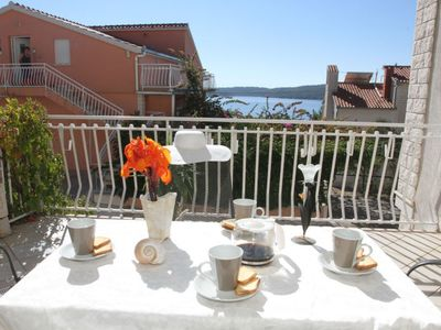 Photo for Apartment Charming  A1(2+2)  - Seget Donji, Riviera Trogir, Croatia