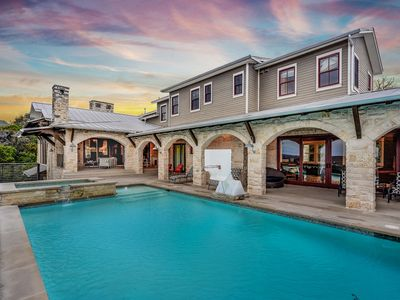 Photo for ABOVE CANYON VIEW | Up to 17 Beds | 5mi to Downtown | Gameroom | Pool I Spa