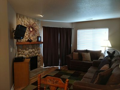 Photo for 1BR Condo Vacation Rental in Garden City, Utah