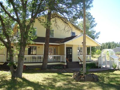 Photo for Fantastic Mountain Getaway Home in the Pines!