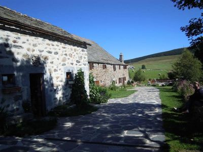 Photo for 4BR Farmhouse Vacation Rental in Les Estables, Auvergne-Rhône-Alpes