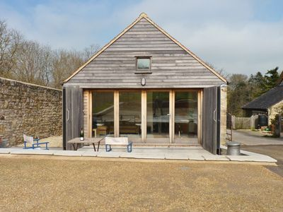 Photo for converted barn, charming village near Bath, perfect for exploring countryside