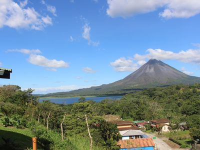 Photo for Bungalow Private Volcano View,