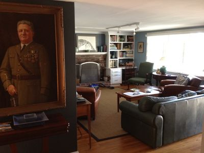 Second view of living room