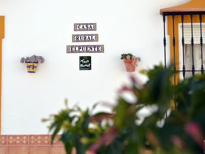Photo for Rural Accommodation El Puente