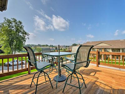 Photo for NEW! Angola Home w/Deck - Near Trine University!