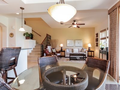 Photo for Spacious townhome at Mauna Lani Fairway Resort- Walking Distance to Beach