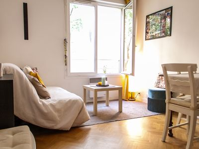 Photo for Lovely apt near Monceau park