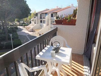 Photo for Apartment Port d'Attache in Saint Cyprien - 4 persons, 1 bedrooms