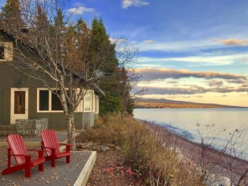 Lake Superior Beach Chalet Between Lutsen & Grand Marais