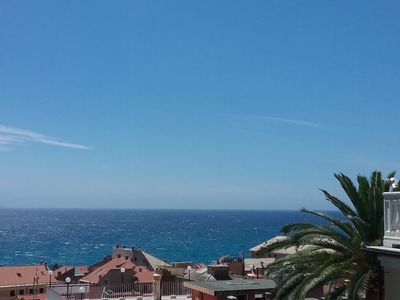 Photo for Apartment with sea view, 5 minutes from the beach