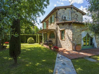 Photo for LA CASCINA - LA CASCINA TYPICAL HOUSE OF TUSCANY UP TO 4 PEOPLE, WITH POOL, WIFI, AIR CONDITIONING