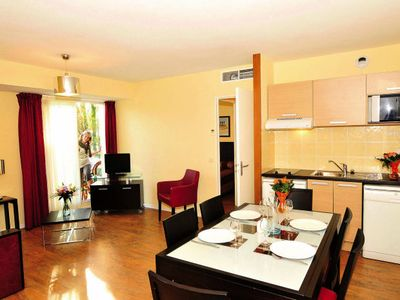 Photo for 1BR Apartment Vacation Rental in ANTIBES
