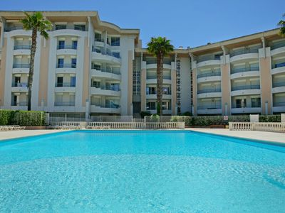 Photo for Apartment L'Open  in Fréjus, Cote d'Azur - 4 persons, 1 bedroom