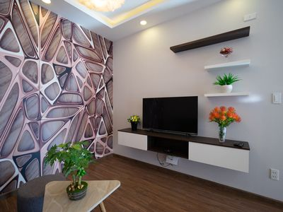 Photo for iSeaview Nha Trang Beach Apartment