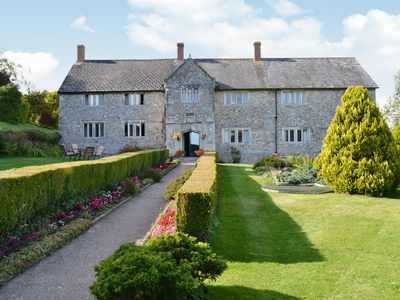 Photo for 4 bedroom accommodation in Combe Raleigh, near Honiton