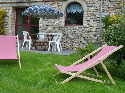 Photo for Comfortable cottage, 4 people, ideally located, south Brittany, near beaches and sea