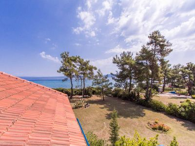Photo for Detached house in front of amazing beach with amazing sea view