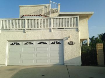 Oxnard Shores beach house